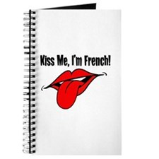Kiss Me I'm French Journal