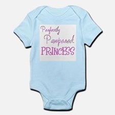 Pampered Princess Infant Bodysuit