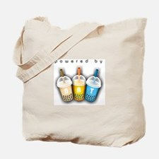 Powered By BBT Tote Bag