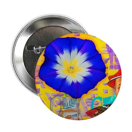 """Royal Ensign Blue 2.25"""" Button (10 pack)"""