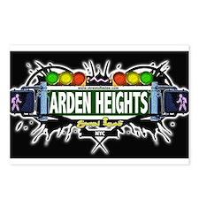 Arden Heights Staten Island NYC (Black) Postcards