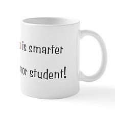 My Peekapoo is smarter... Coffee Mug