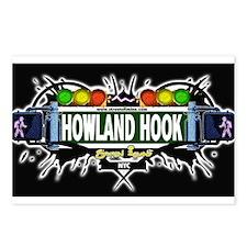 Howland Hook Staten Island NYC (Black) Postcards (