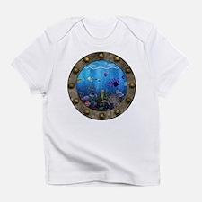 Underwater Love Porthole Infant T-Shirt
