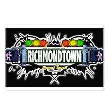 Richmondtown Staten Island NYC (Black) Postcards (