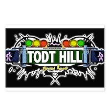 Todt Hill Staten Island NYC (Black) Postcards (Pac