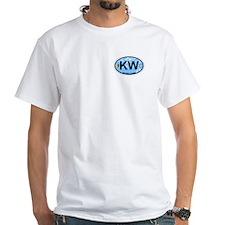 Key West - Oval Design. Shirt