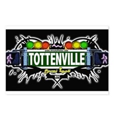Tottenville Staten Island NYC (Black) Postcards (P