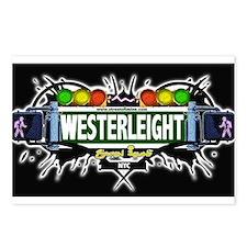 Westerleight Staten Island NYC (Black) Postcards (