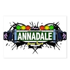 Annadale Staten Island NYC (White) Postcards (Pack
