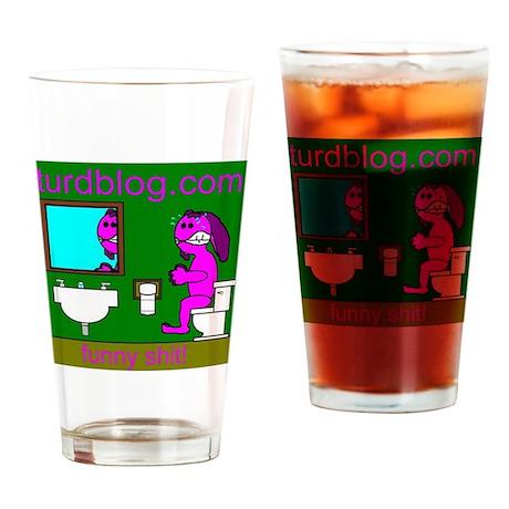 Promo Bunnie Drinking Glass