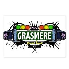 Grasmere Staten Island NYC (White) Postcards (Pack