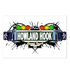 Howland Hook Staten Island NYC (White) Postcards (