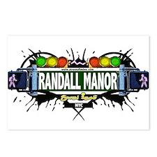 Randall Manor Staten Island NYC (White) Postcards