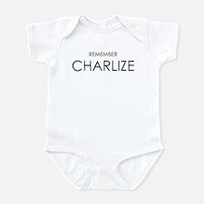 Remember Charlize Infant Bodysuit