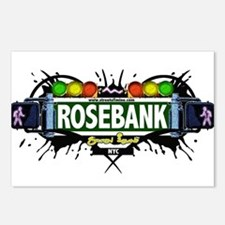 Rosebank Staten Island NYC (White) Postcards (Pack