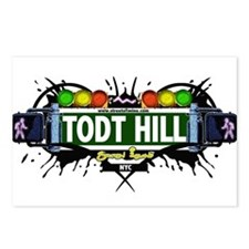 Todt Hill Staten Island NYC (White) Postcards (Pac