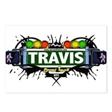 Travis Staten Island NYC (White) Postcards (Packag
