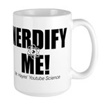 Nerdify Me Mug