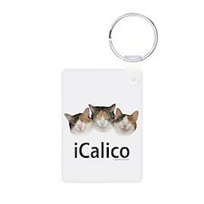 iCalico Keychains