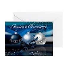 Business Season's Greeting Card