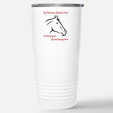 My American Quarter Horsecan ... Travel Mug