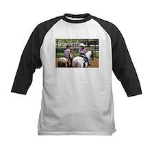 boys vs horses.JPG Baseball Jersey