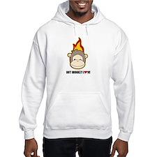 Hot Monkey Love Hoodie