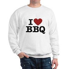 I heart BBQ Jumper