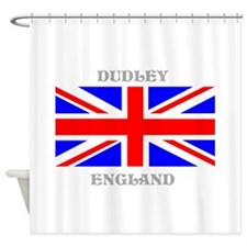 Dudley England Shower Curtain
