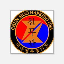 Chun Moo Hapkido USA Logo Sticker