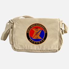 Chun Moo Hapkido USA Logo Messenger Bag