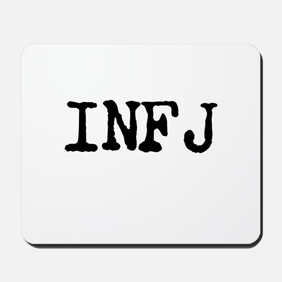 INFJ Mousepad