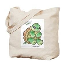 New Baby Turtle Tote Bag
