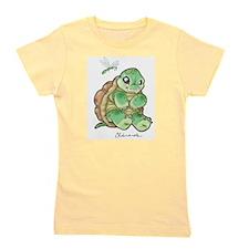New Baby Turtle Girl's Tee