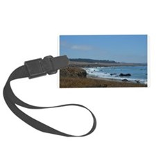 Beach near Big Sur, CA Luggage Tag