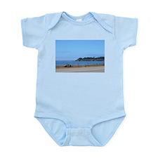Hwy1, Big Sur, CA - water shoreline Body Suit