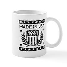Made In USA 1941 Small Mug