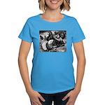 Giant Homer Pigeons Women's Dark T-Shirt
