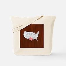 'Texas' Tote Bag