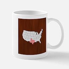 'Texas' Mug