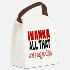 Cool Current events Canvas Lunch Bag