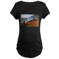 Private Coastline Maternity T-Shirt