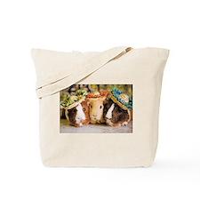 Aloha Guineas Tote Bag