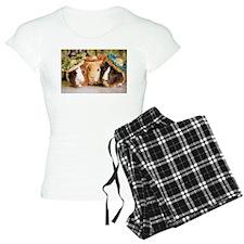 Aloha Guineas pajamas