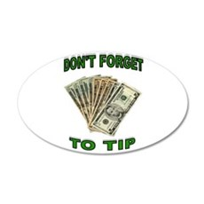 TIPS Wall Decal