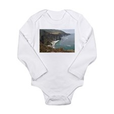 Rocky CA Coast Body Suit