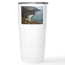 Rocky CA Coast Travel Mug