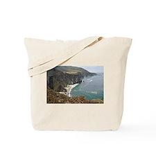 Rocky CA Coast Tote Bag