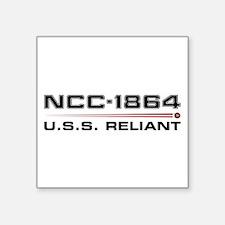 USS Reliant Dark Sticker